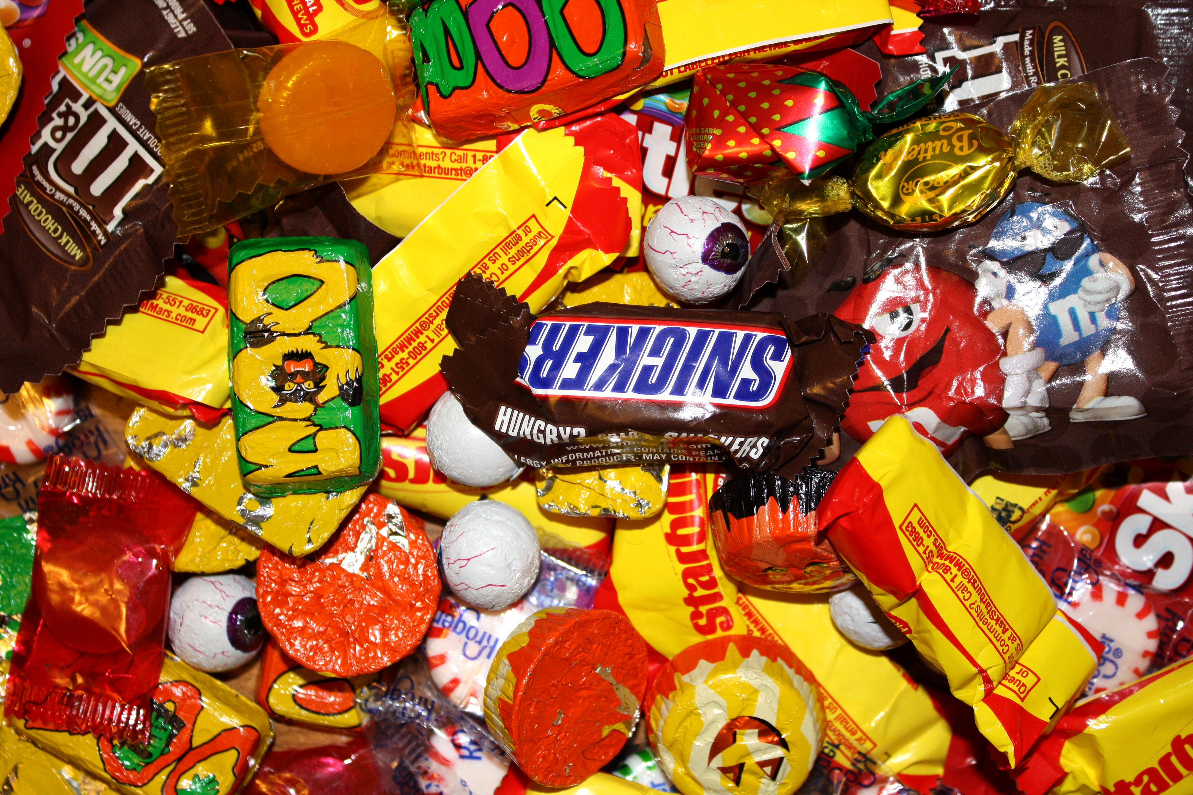 Halloween Fact: In 1970, a five-year-old boy Kevin Toston allegedly ate Halloween candy laced with heroin. Investigators later discovered the heroin belonged to the boy�s uncle and was not intended for a Halloween candy.