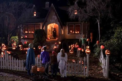 Halloween Fun Fact: Trick-or-treating evolved from the ancient Celtic tradition of putting out treats and food to placate spirits who roamed the streets at Samhain, a sacred festival that marked the end of the Celtic calendar year.