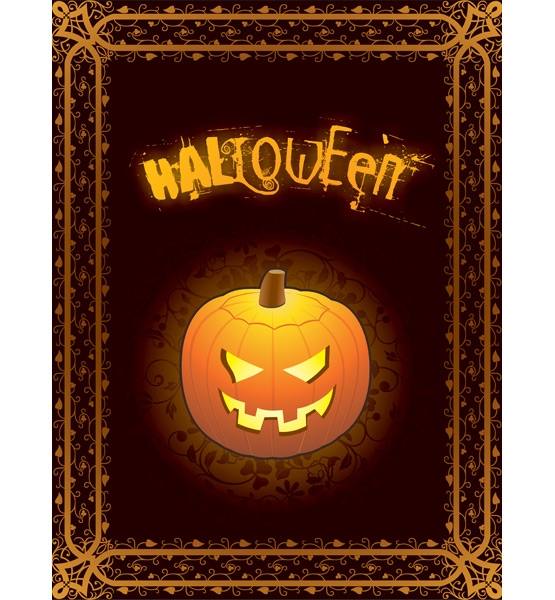 Halloween Fun Fact: Although the cards may be ghoulish, the sentiment is sweet�according to Hallmark, Halloween ranks as the sixth most popular card-giving holiday, with 19 million cards sent each year. Christmas comes in first place, with a whopping 1.6 billion cards sent each year.