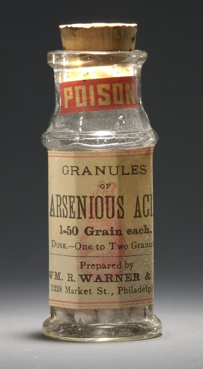 Halloween Fact: In 1964, Helen Pfeil of Greenlawn, NY was arrested for handing out arsenic laced treats as a prank on teens she deemed too old for trick or treating.