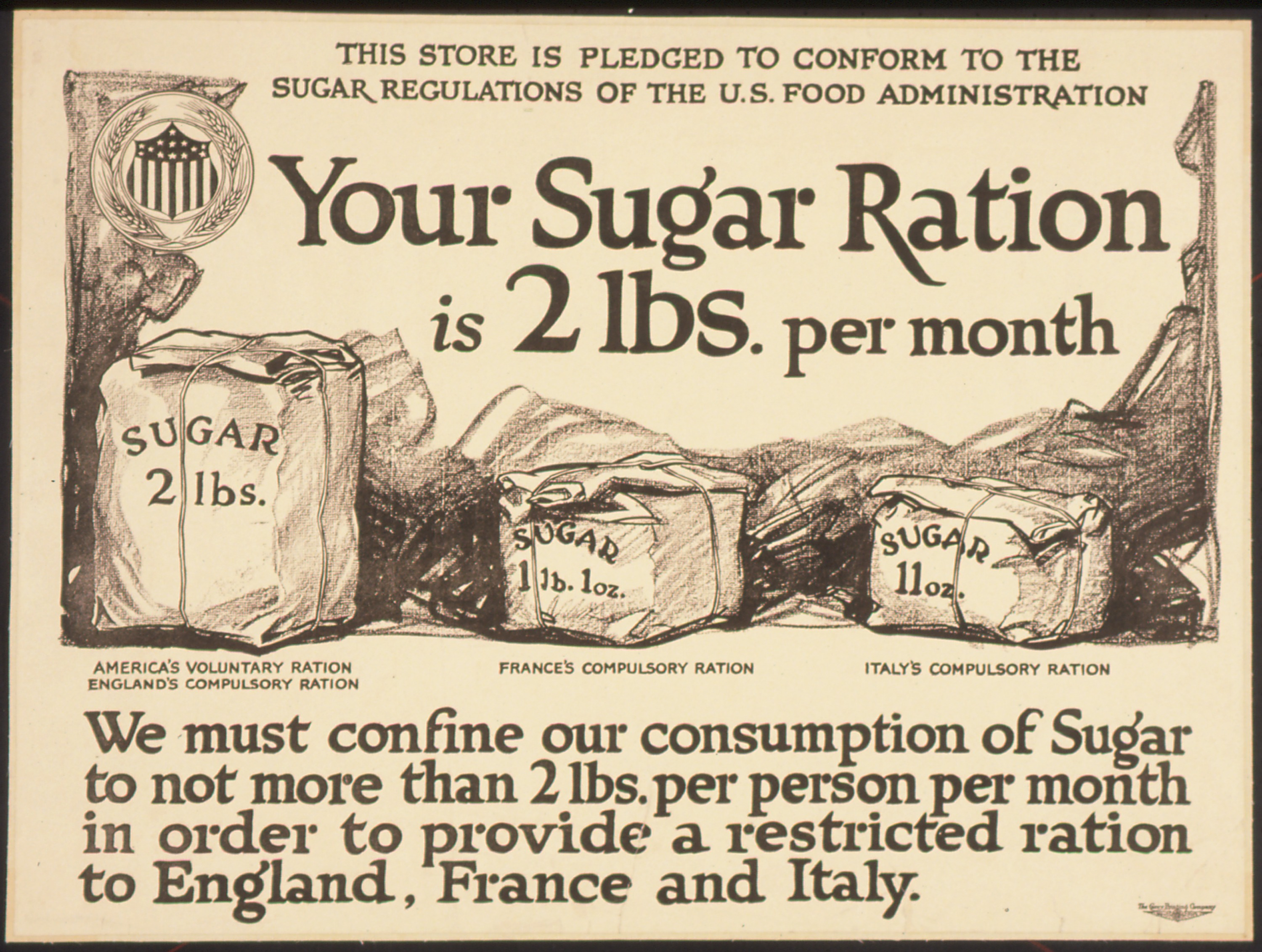 Halloween Fun Fact: World War II caused sugar rationing, which stalled trick-or-treating for a number of years.
