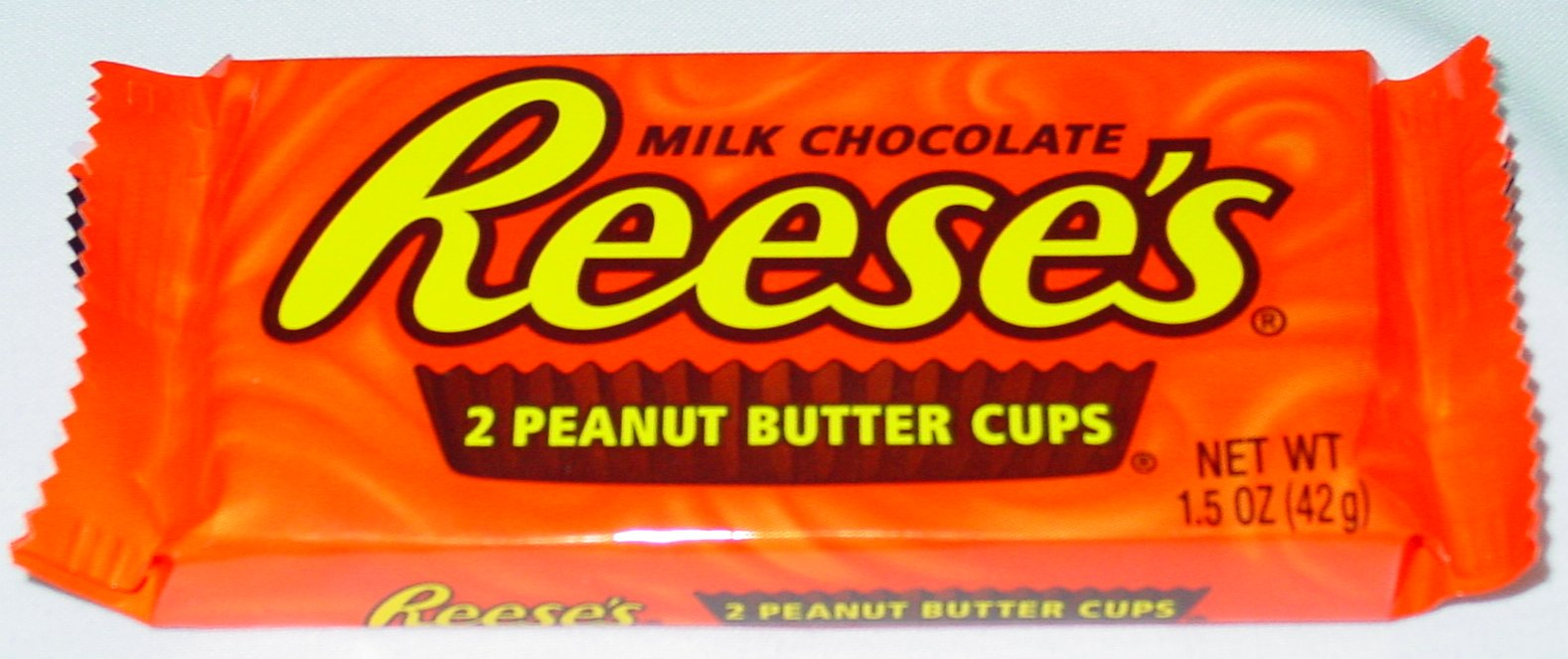 Halloween Fun Fact: The Reese in Reese's Peanut Butter Cups is Harry Burnett Reese, a former Hershey employee who created his famous candy in the 1920s.