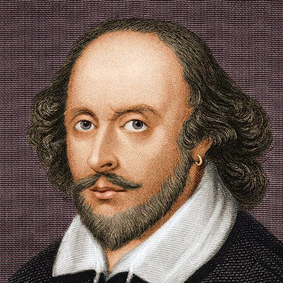 Halloween Fun Fact: William Shakespeare was the author of the poem