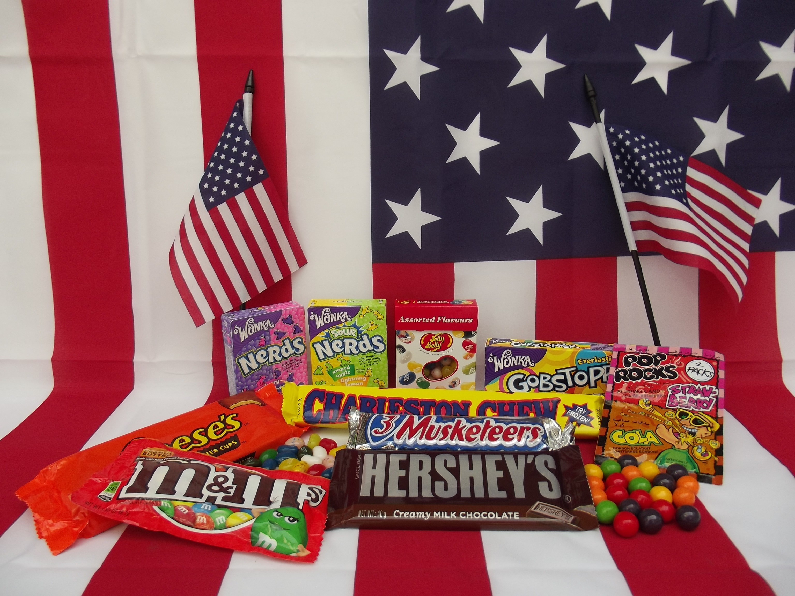 Halloween Fun Fact: The per person consumption of candy by Americans in 2010 was an astounding 24.7 pounds, according to the U.S. Census Bureau.